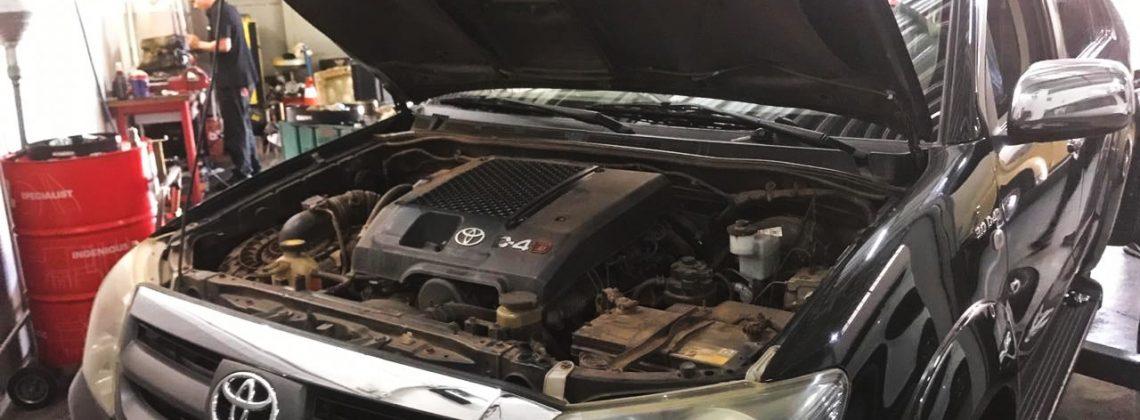 Defeito no Freio ABS Toyota Hilux SW4 3.0