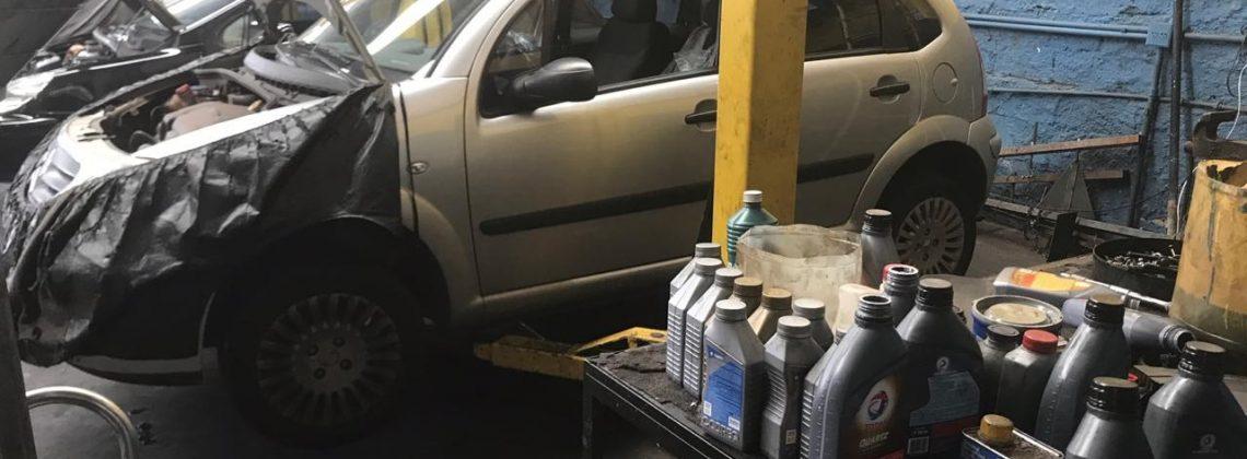 Vazamento de Óleo Citroen C3 – Pereira Peugeot e Citroen