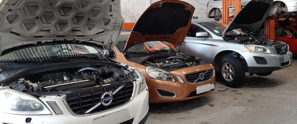 Manutenção de Veículos Volvo em BH