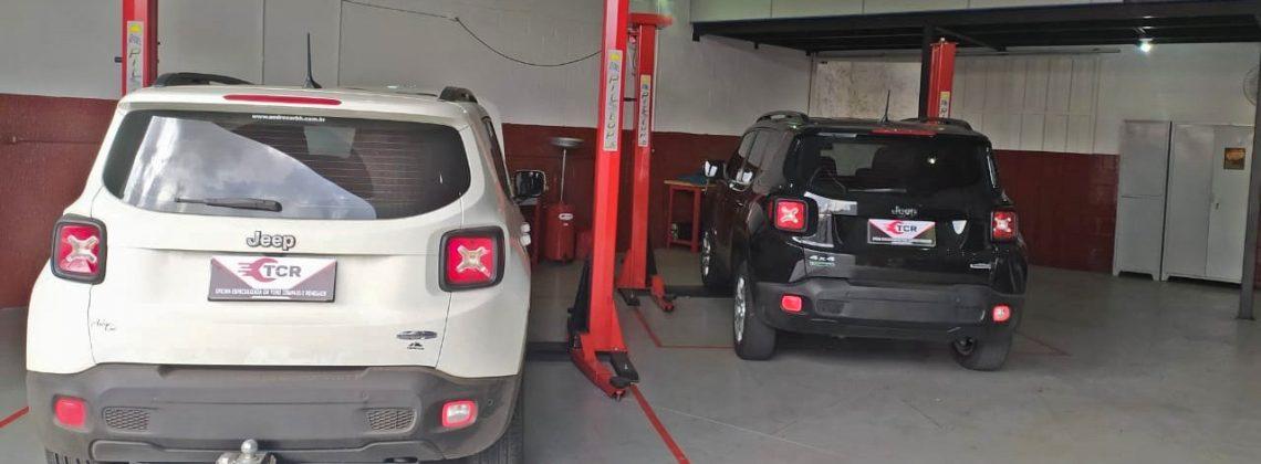 TCR Auto Service: Mecânica Especializada Toro, Compass e Renegade