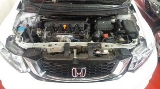 Barulho no Motor Honda Civic